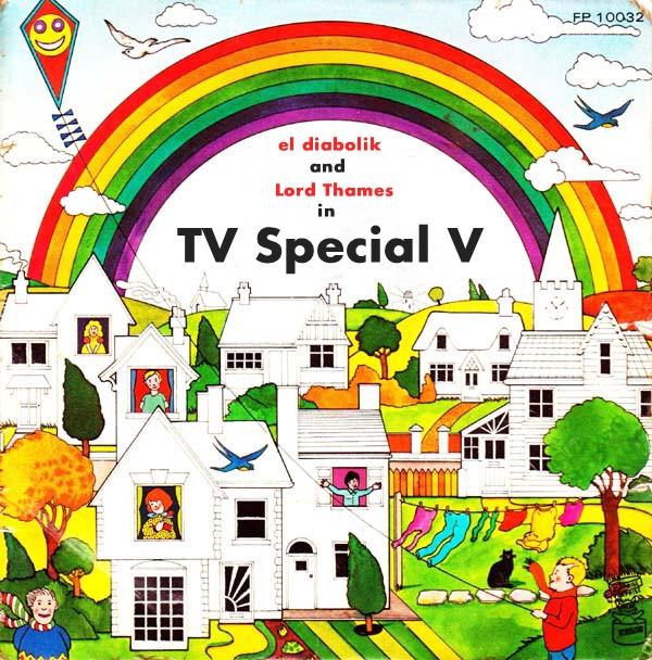 el diabolik's world of psychotronic soundtracks TV Special V