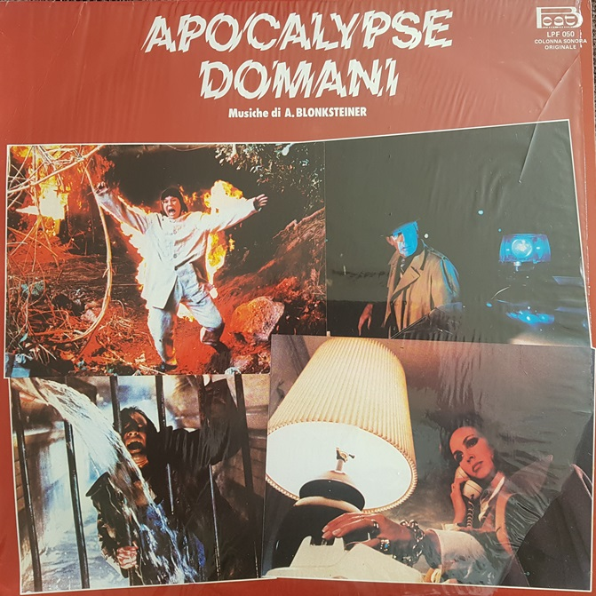 Alessandro Blonksteiner - Apocalypse Domani - Cannibal Apocalypse