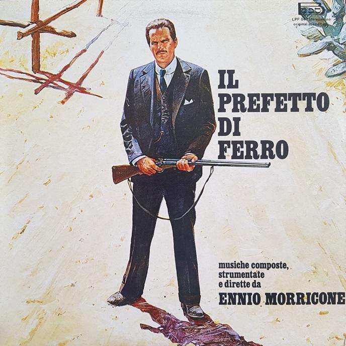 Ennio Morricone – Il Prefetto Di Ferro