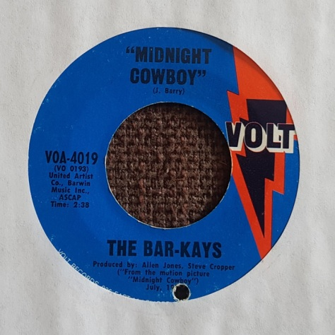 The Bar-Kays - Midnight Cowboy