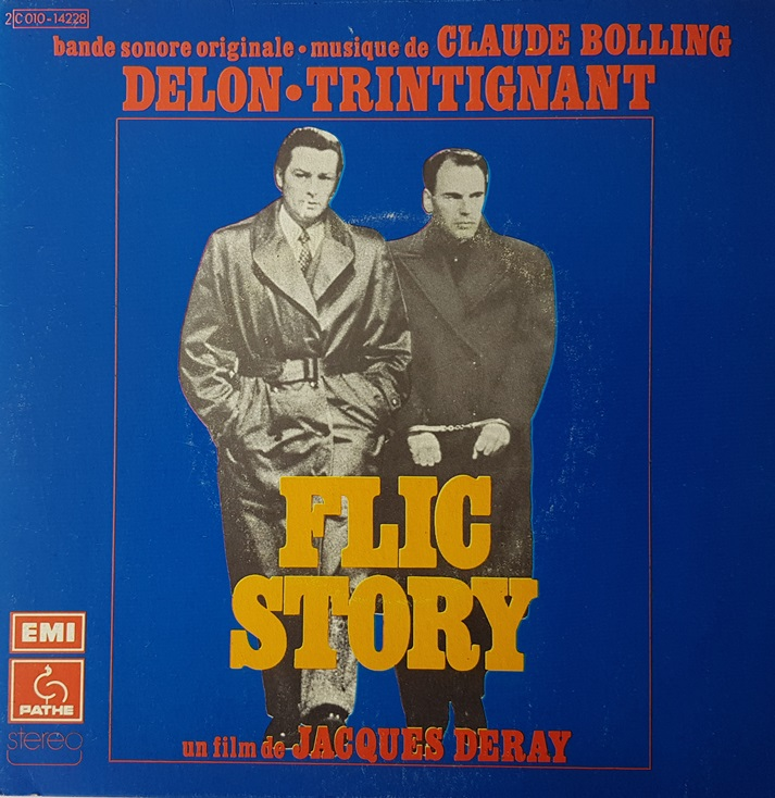 Claude Bolling – Flic Story