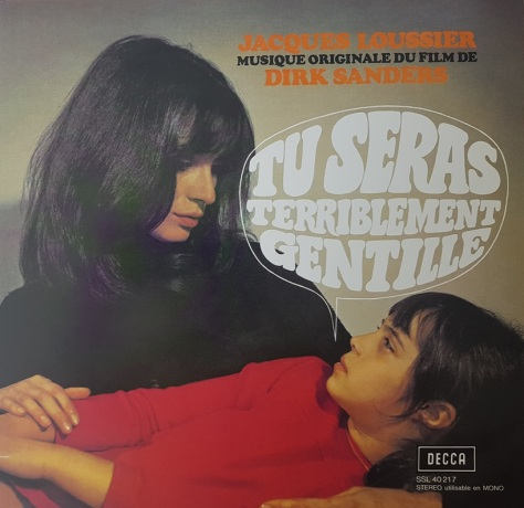 Jacques Loussier – Tu Seras Terriblement Gentille - You Only Love Once