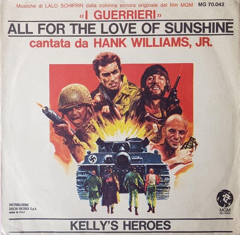 Lalo Schifrin – Kelly's Heroes