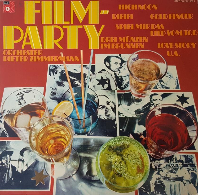 Orchester Dieter Zimmermann – Film Party