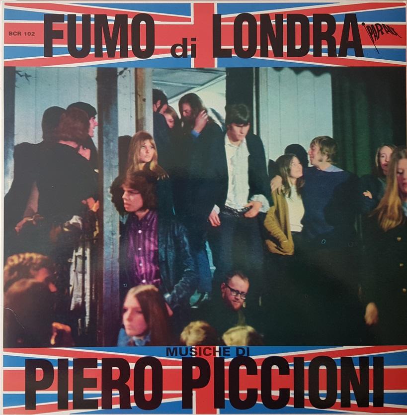 Piero Piccioni – Fumo di Londra