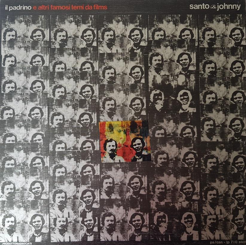 Santo & Johnny – Famosi Temi Da Films - The Godfather