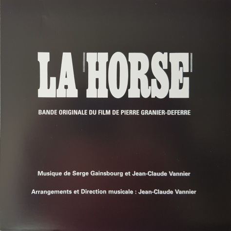 Serge Gainsbourg & Jean-Claude Vannier – La Horse